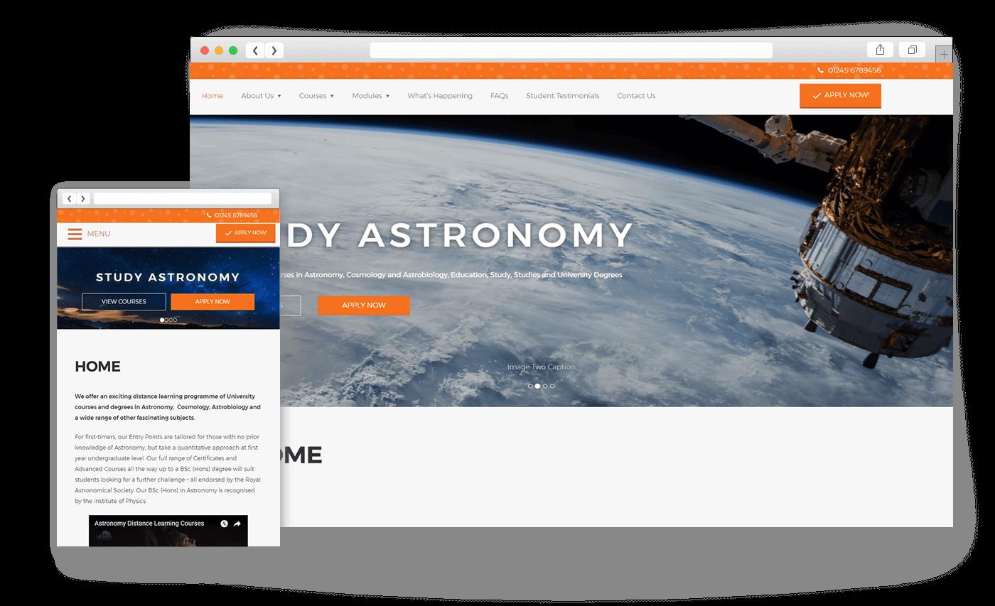 Study Astronomy image