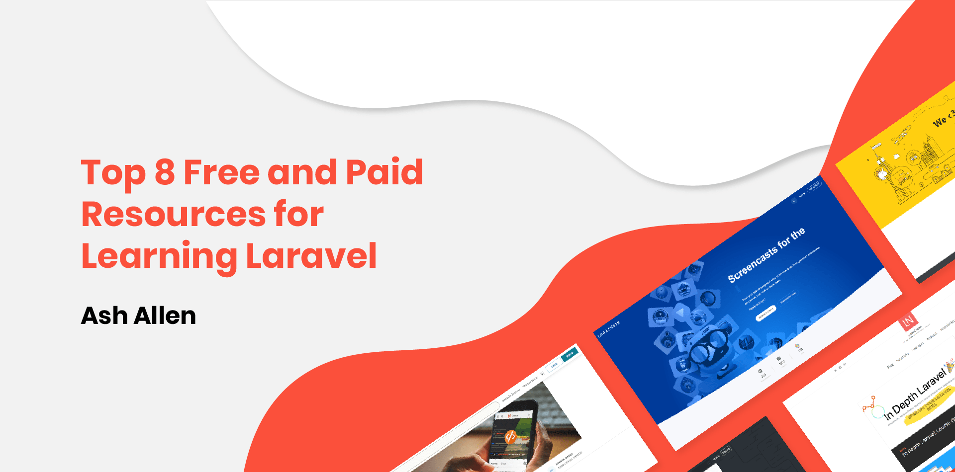 Learn about 8 free and paid resources that you can use for learning how to use Laravel. These resources are for beginners and experienced developers.