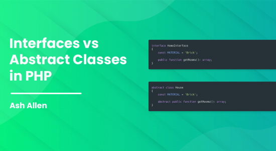 Interfaces vs Abstract Classes in PHP