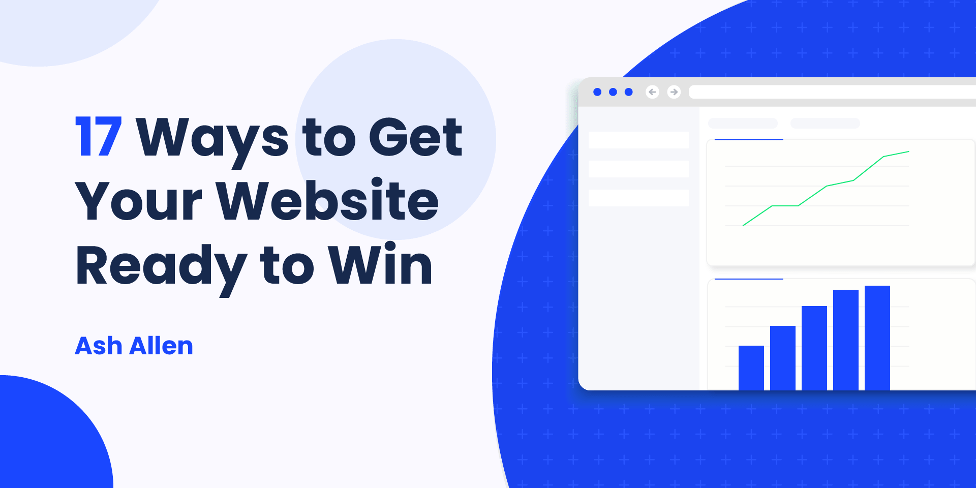 Learn about 17 different ways that you can update your website to help it grow and drive more traffic. The post covers topics such as page speed, content writing, and SEO (search engine optimisation).