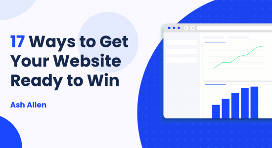 17 Ways to Get Your Website Ready to Win