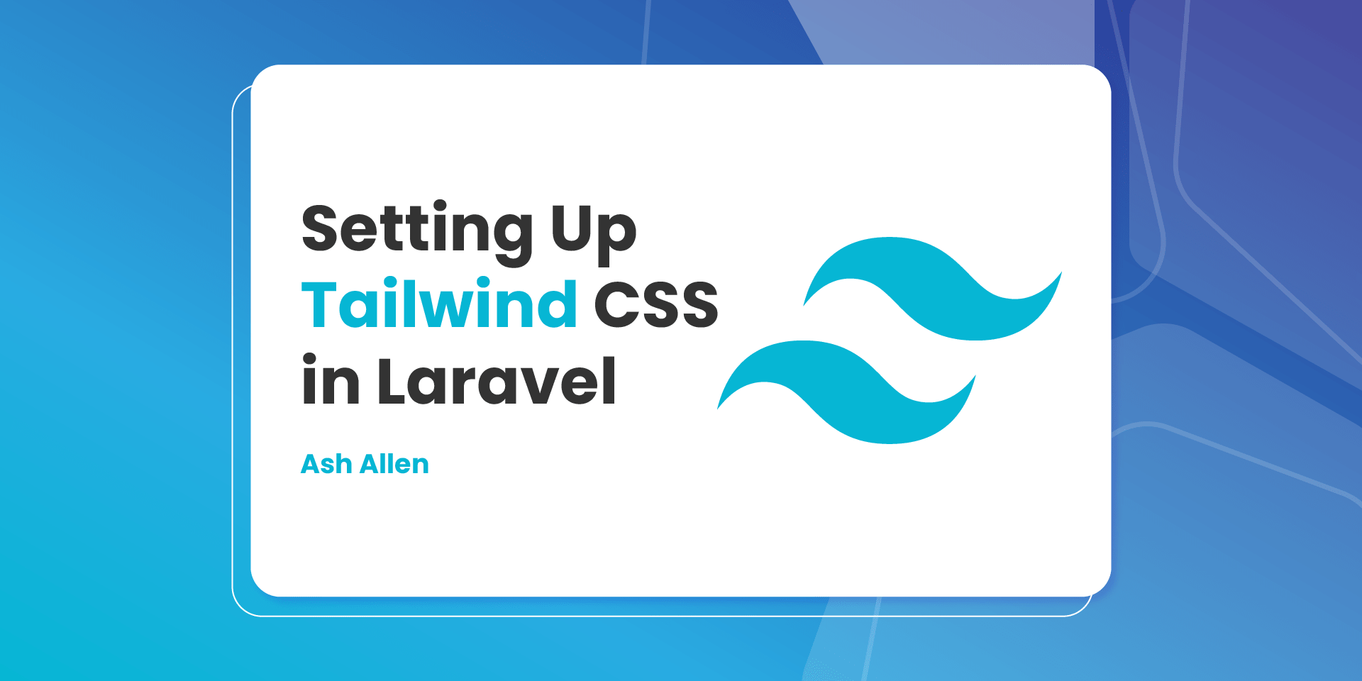 Learn about how to set up Tailwind CSS in your Laravel projects. This article also covers how to purge unneeded CSS classes.
