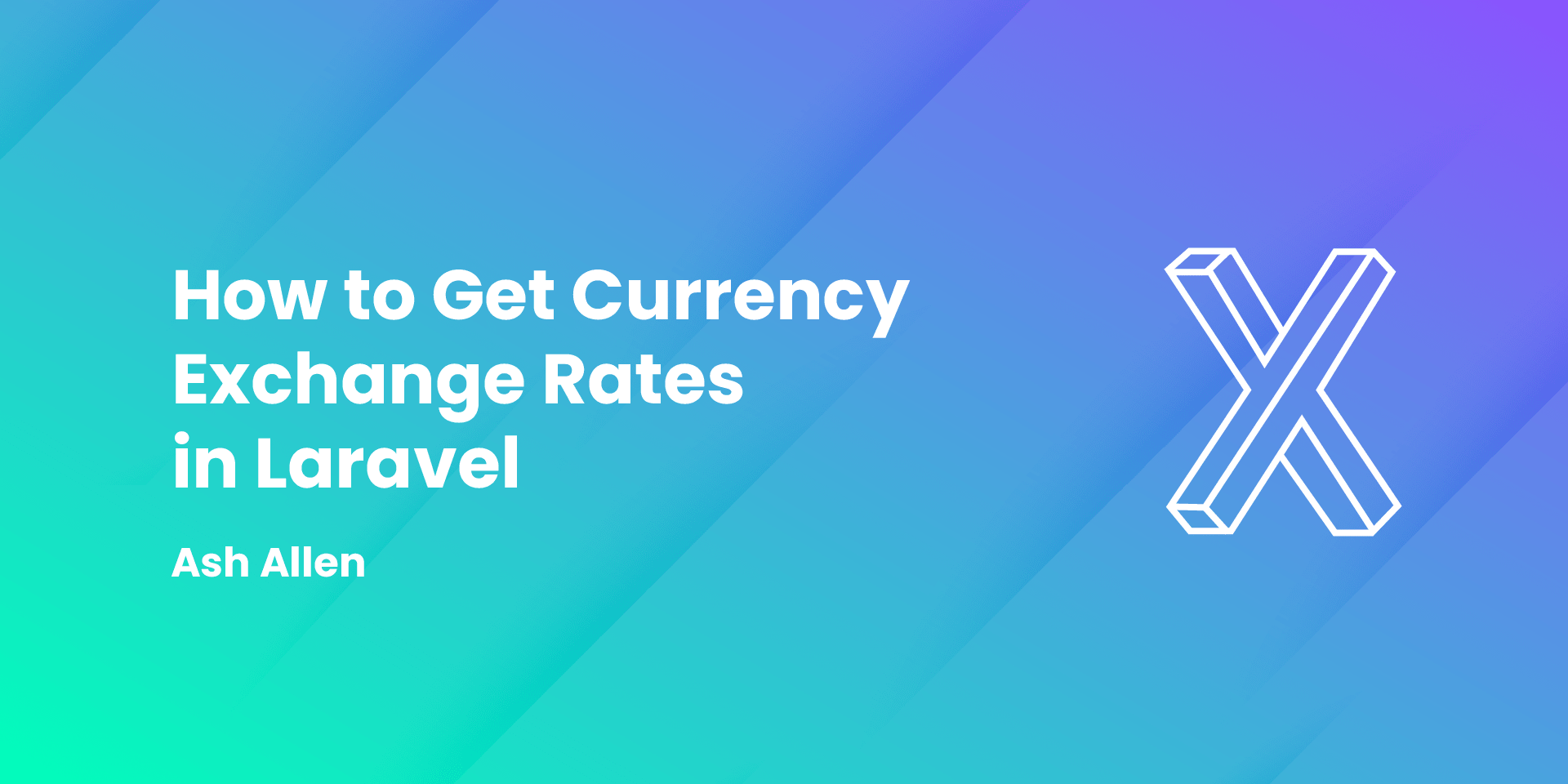 Learn about how to use the ashallendesign/laravel-exchange-rates package to get exchange rates and currency conversions in your Laravel application. It also covers how to write tests for this functionality.